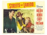 Streets of Laredo, 1956 Print