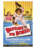 Bedtime for Bonzo, 1951 Print