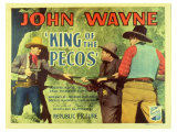 King of the Pecos, 1936 Giclee Print