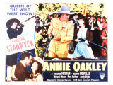 Annie Oakley, 1935 Giclee Print