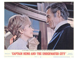 Captain Nemo and the Underwater City, 1969 Posters