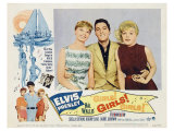 Girls! Girls! Girls!, 1962 Prints