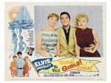 Girls! Girls! Girls!, 1962 Premium Giclee Print