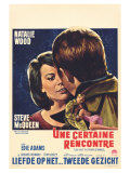 Love With the Proper Stranger, Belgian Movie Poster, 1964 Posters