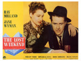 The Lost Weekend, 1945 Giclee Print