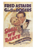 Shall We Dance, 1937 Posters