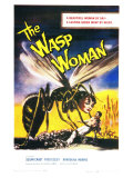 The Wasp Woman, 1960 Kunst