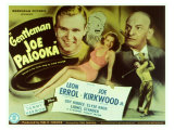Gentleman Joe Palooka, 1946 Gicleetryck