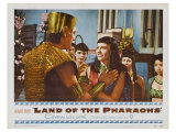 Land of the Pharaohs, 1955 Giclee Print
