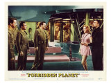 Forbidden Planet, 1956 Prints