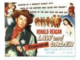 Law and Order, 1953 Giclée-Druck