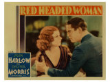 Red-Headed Woman, 1932 Reproduction proc&#233;d&#233; gicl&#233;e