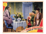 A Day at the Races, 1937 Print
