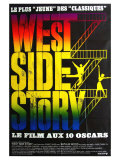 West Side Story, French Movie Poster, 1961 Prints