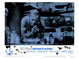 The Bird Man of Alcatraz, 1962 Posters