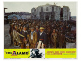 The Alamo, 1960 Reproduction procédé giclée