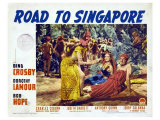 Road to Singapore, 1940 Poster