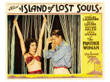 Island of Lost Souls, 1932 Reproduction procédé giclée