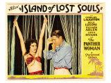 Island of Lost Souls, 1932 Prints