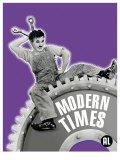 Modern Times, Belgian Movie Poster, 1936 Láminas