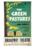 The Green Pastures Posters