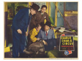 Charlie Chan At The Circus, 1936 Giclee Print