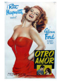 Affair in Trinidad, Argentine Movie Poster, 1952 Posters