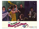 Barefoot in the Park, 1967 Print