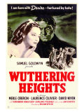 Wuthering Heights, 1939 Poster