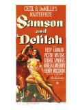 Samson & Delilah, 1949 Posters