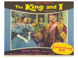 The King and I, 1956 Lámina giclée