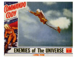Commando Cody, 1953 Giclee Print