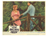 The Music Man, 1962 Art