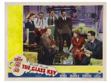 Glass Key, 1942 Giclee Print