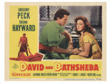 David and Bathsheba, 1951 Prints