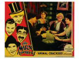 Animal Crackers, 1930 Giclée-tryk