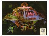 Fantastic Voyage, French Movie Poster, 1966 Premium Giclee Print