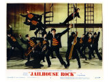 Jailhouse Rock, 1957 Giclee Print