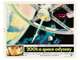 2001: A Space Odyssey, 1968 Poster