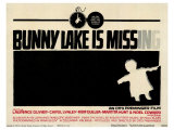Bunny Lake is Missing, 1965 Reproduction proc&#233;d&#233; gicl&#233;e