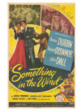 Something In The Wind, 1947 Posters