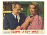 Sunday in New York, 1964 Giclee Print