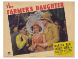 The Farmer's Daughter, 1940 Giclee Print