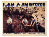 I Am a Fugitive From a Chain Gang, 1932 Giclee Print