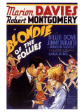 Blondie of the Follies, 1932 Lámina giclée
