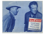 3:10 To Yuma, 1957 Posters