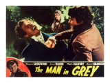 The Man in Grey, 1943 Giclee Print