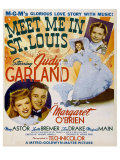 Meet Me in St. Louis, 1944 Reproduction procédé giclée