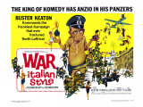 War Italian Style Prints