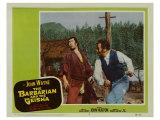 The Barbarian and the Geisha, 1958 Giclee Print